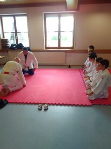 Judo bei der DJK Laubstadt