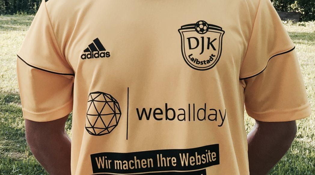 Trikotsponsor der DJK Laibstadt